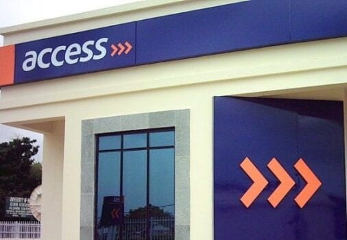 Access bank Nigeria Routing number