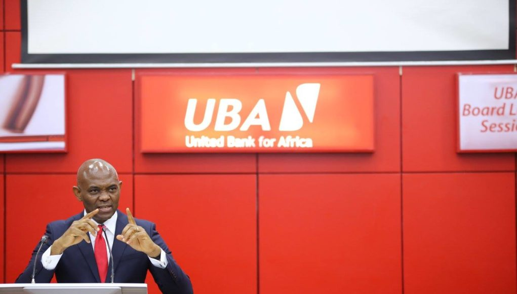 UBA Bank routing number in Nigeria